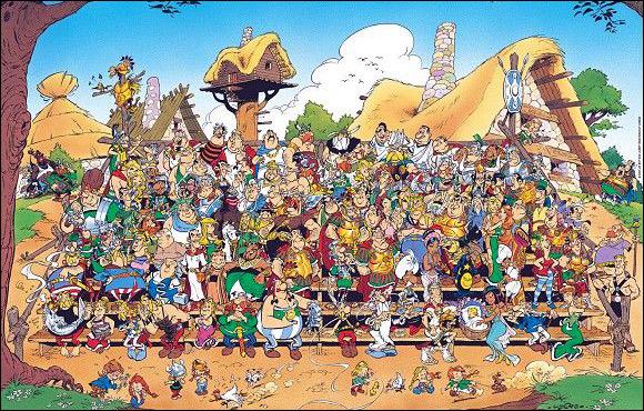 Asterix  συνέλευση